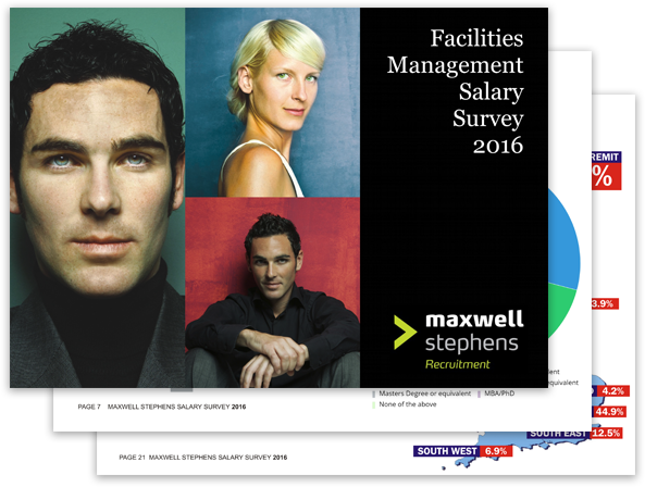 Request the New Maxwell Stephens 2016 Facilities Management Salary Survey