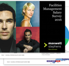 Facilities Management Salary Survey 2016 ebook cover