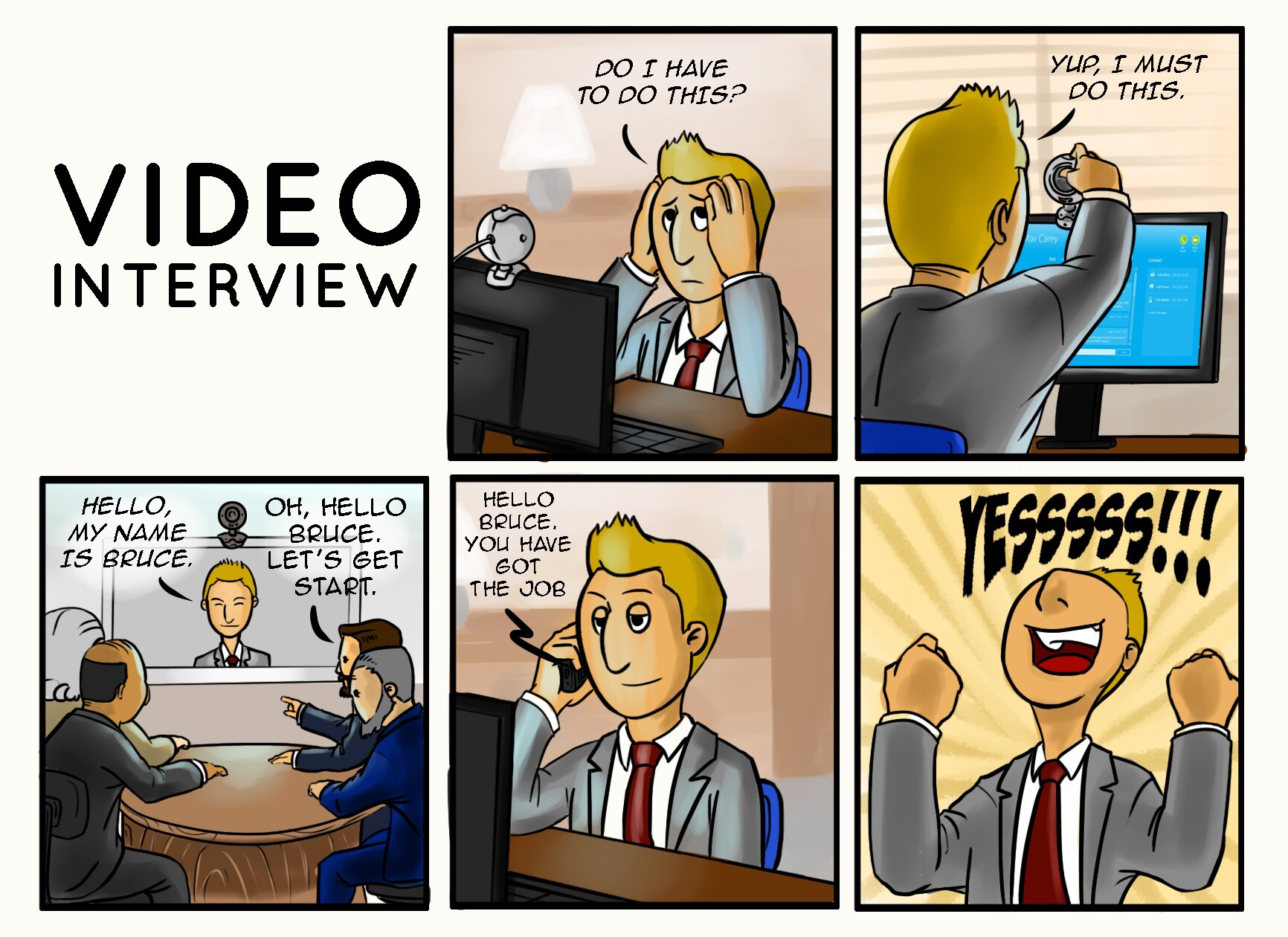 Facilities Management Interviewing