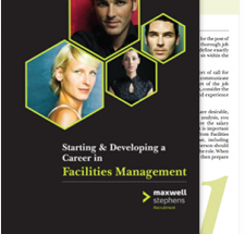 Starting a Career in Facilities Management e-book cover