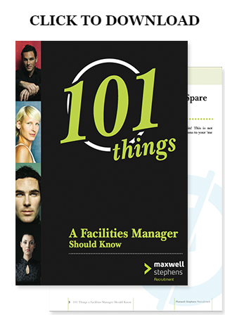 101 things a FM should know